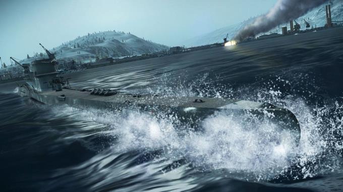 Silent Hunter 5®: Battle of the Atlantic Torrent Download