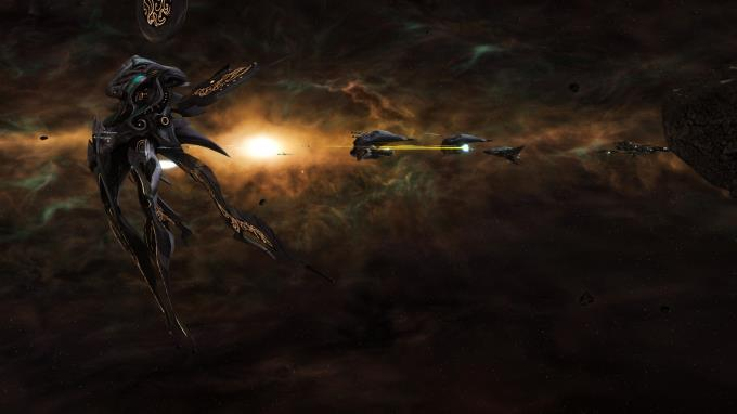Sins of a Solar Empire: Rebellion® PC Crack
