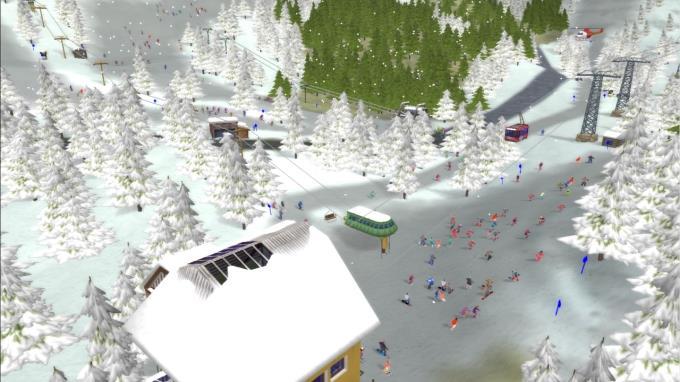 Ski Park Tycoon PC Crack