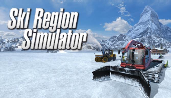 Ski Region Simulator - Gold Edition Free Download