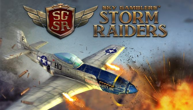 Sky Gamblers: Storm Raiders Free Download