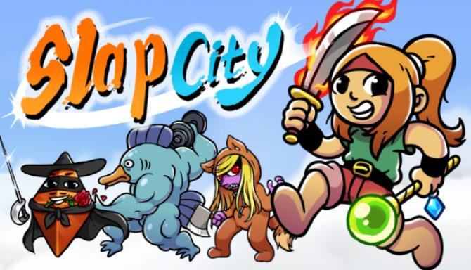 Slap City Free Download