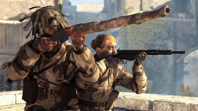 Sniper Elite 4 - Urban Assault Expansion Pack Torrent Download