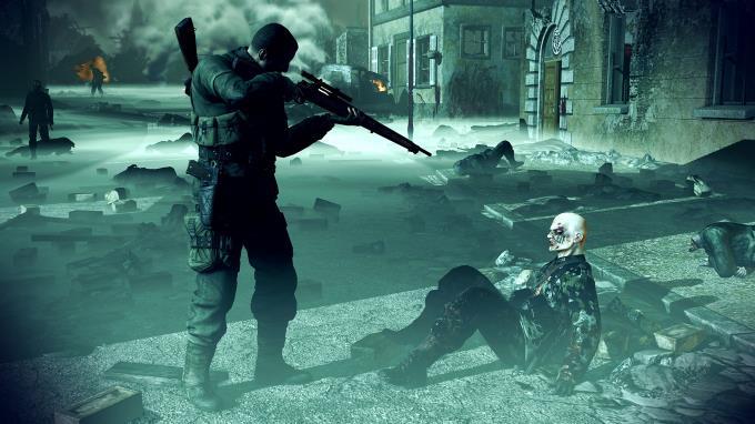 Sniper Elite: Nazi Zombie Army Torrent Download