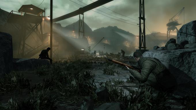 Sniper Elite V2 PC Crack