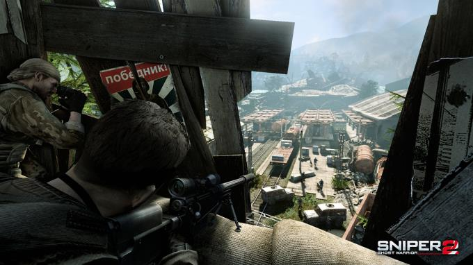 Sniper: Ghost Warrior 2 PC Crack