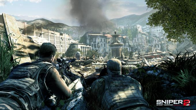 Sniper: Ghost Warrior 2 Torrent Download