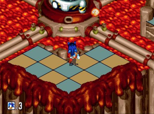 Sonic 3D Blast™ PC Crack