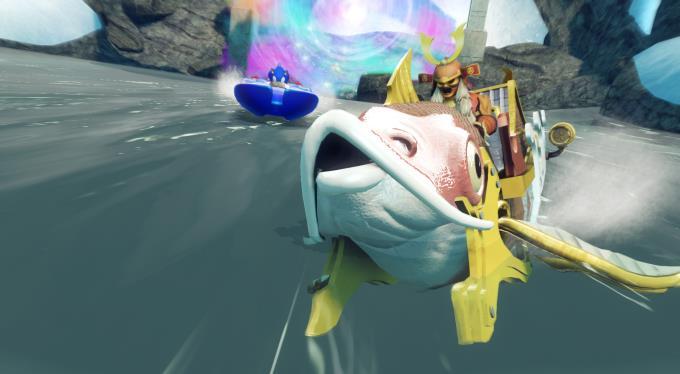 Sonic & All-Stars Racing Transformed Free Download (Inclu DLC)