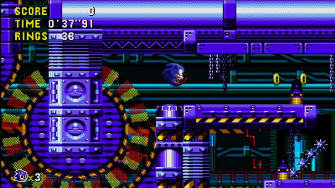Sonic CD PC Crack