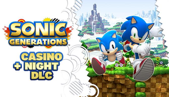 Sonic Generations Collection Free Download