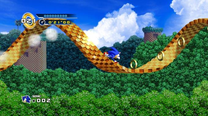 Sonic the Hedgehog 4 - Episode I Free Download « IGGGAMES