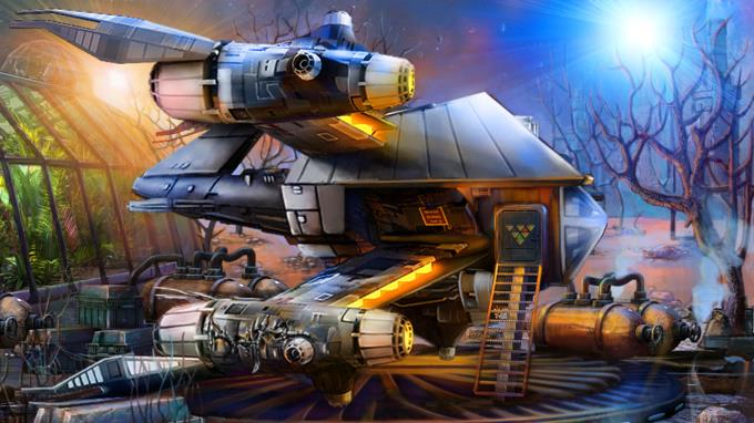 Space Legends: At the Edge of the Universe Torrent Download