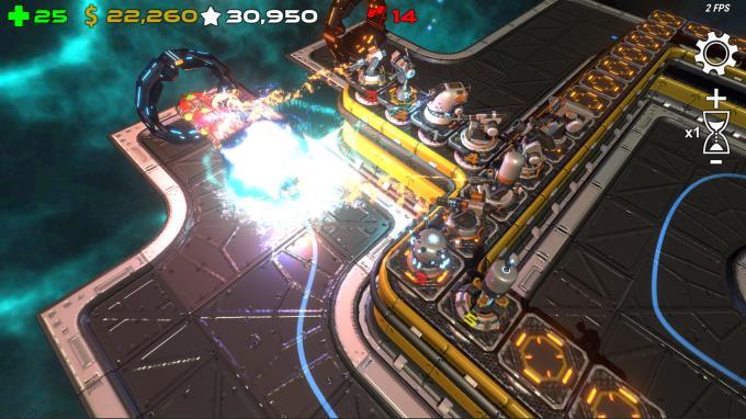 Space Panic Defense Torrent Download