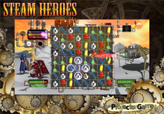 Steam Heroes PC Crack