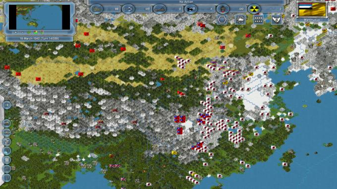 Storm over the Pacific Torrent Download