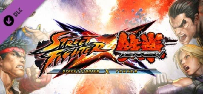 Street Fighter X Tekken: SF Booster Pack 3  Free Download