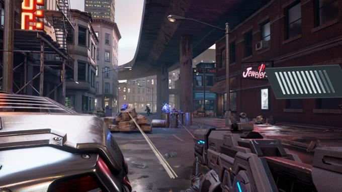 Street of Sanctuary VR Torrent Download