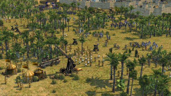 Stronghold Crusader 2: The Jackal and The Khan PC Crack