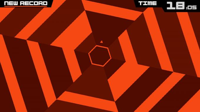 Super Hexagon Torrent Download