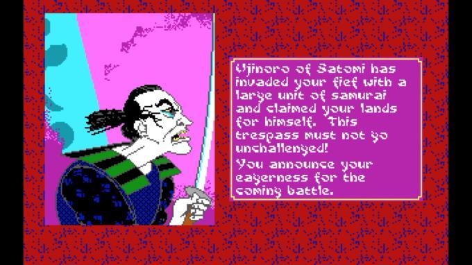 Sword of the Samurai PC Crack