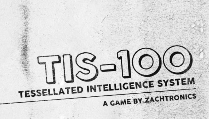TIS-100 Free Download