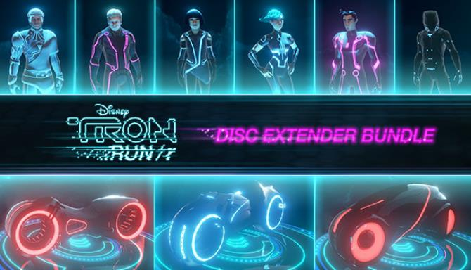 TRON RUN/r DISC Extender Bundle Free Download