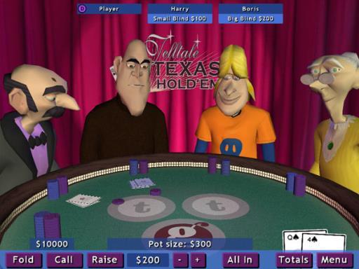 Telltale Texas Hold 'Em PC Crack