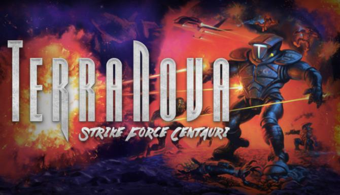 Terra Nova: Strike Force Centauri Free Download