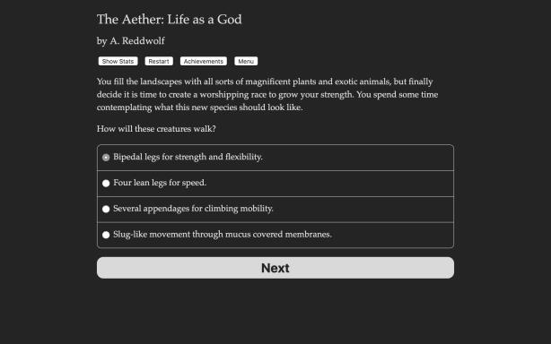 The Aether: Life as a God PC Crack