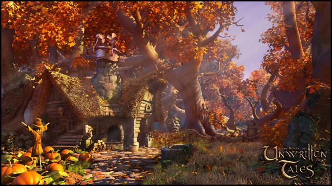 The Book of Unwritten Tales Torrent Download
