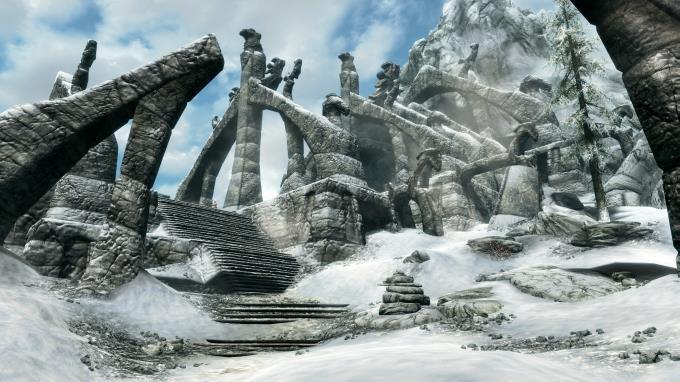 skyrim game torrent download