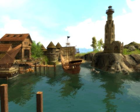 The Guild II - Pirates of the European Seas PC Crack