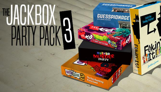The Jackbox Party Pack 3 Free Download « IGGGAMES