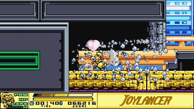 The Joylancer: Legendary Motor Knight PC Crack