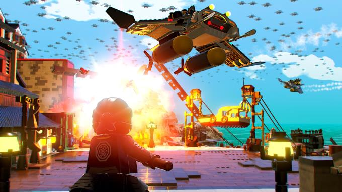 The LEGO® NINJAGO® Movie Video Game PC Crack