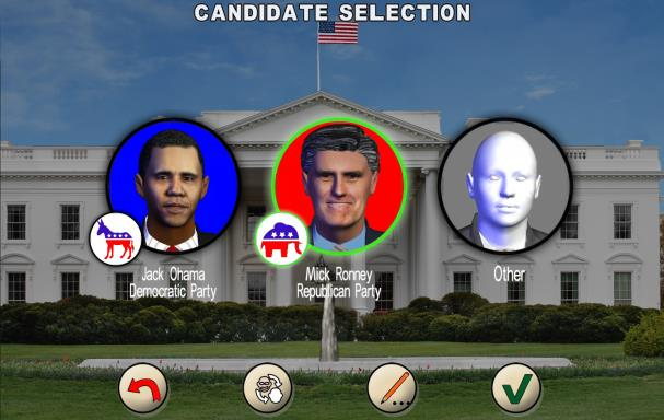 The Race for the White House PC Crack