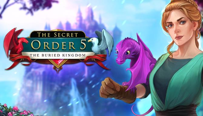The Secret Order 5: The Buried Kingdom Free Download