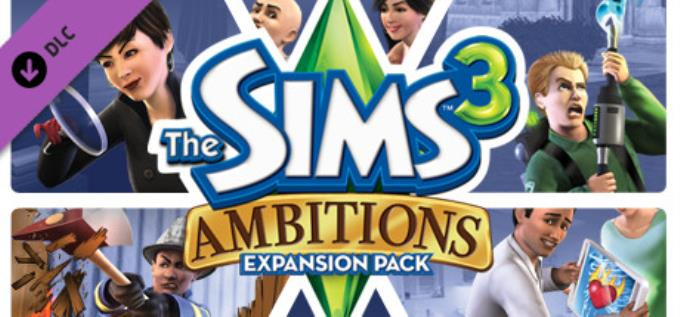The Sims™ 3 Ambitions Free Download