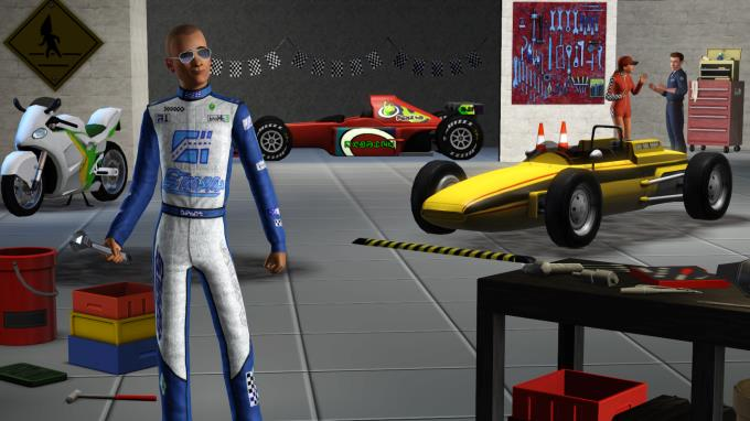 The Sims™ 3 Fast Lane Stuff Torrent Download