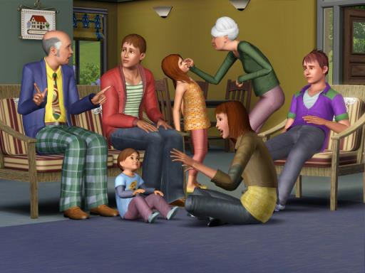 The Sims™ 3 Generations Torrent Download