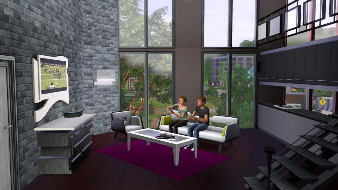 The Sims™ 3 High-End Loft Stuff Torrent Download