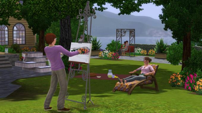 The Sims™ 3 Outdoor Living Stuff Torrent Download