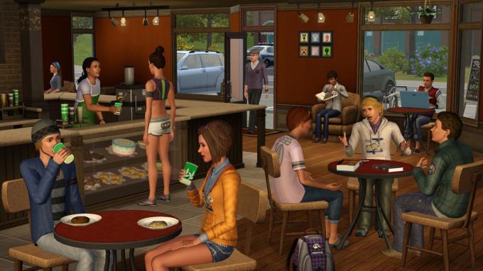download sims university full version