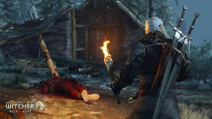 The Witcher® 3: Wild Hunt PC Crack