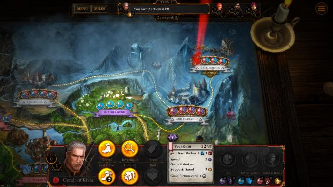 The Witcher Adventure Game Torrent Download