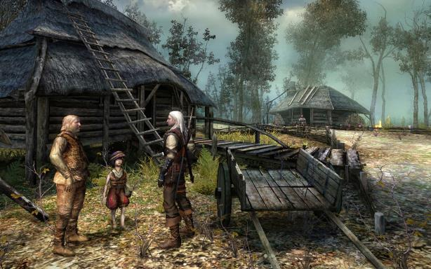 The Witcher: Enhanced Edition Director's Cut Torrent Download