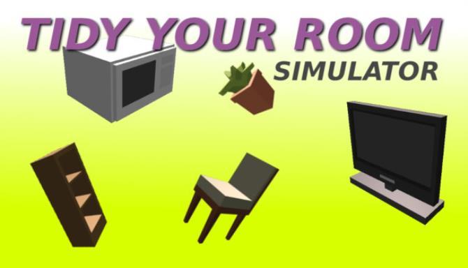 Tidy Your Room Simulator Free Download