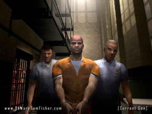 Tom Clancy's Splinter Cell Double Agent® Torrent Download
