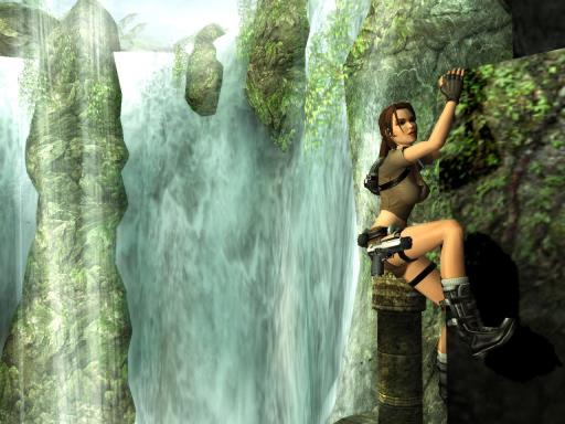 Tomb Raider: Legend PC Crack